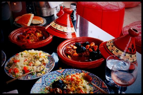marrakesh food